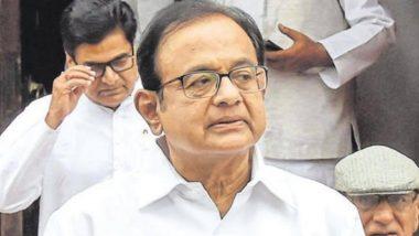 INX Media Case: पूर्व वित्त मंत्री पी चिदंबरम को ED ने तिहाड़ जेल जाकर किया गिरफ्तार