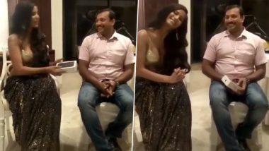 Video: हॉट मॉडल पूनम पांडे ने धनतेरस पर फैन को गिफ्ट किया I Phone 11, ये थी बड़ी वजह