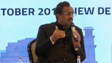 बीजेपी नेता राम माधव बोले- पाकिस्तान केवल भारत की समस्या नहीं, यह पूरी दुनिया के लिए चुनौती