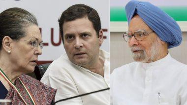 राजस्थान उपचुनाव: कांग्रेस के स्टार प्रचारकों के लिस्ट में मनमोहन सिंह शामिल, राहुल-सोनिया का नाम नहीं