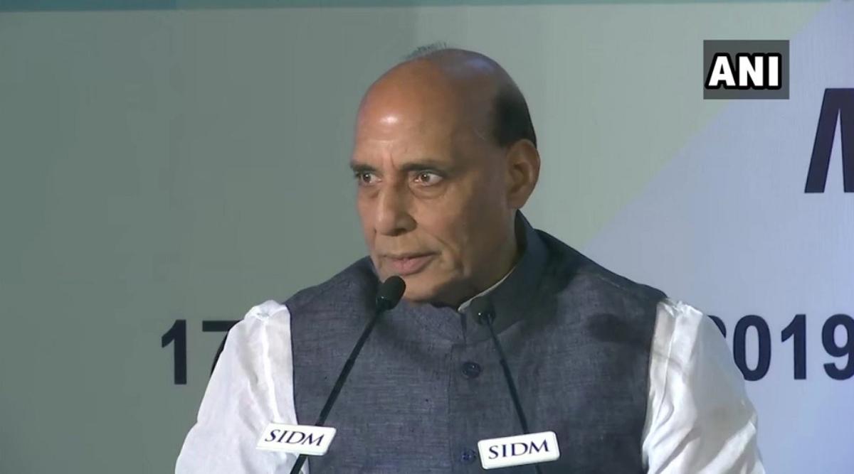 केंद्रीय रक्षा मंत्री राजनाथ सिंह ने कहा- भारत और अमेरिका सहयोग में पिछले पांच साल में हुई काफी वृद्धि