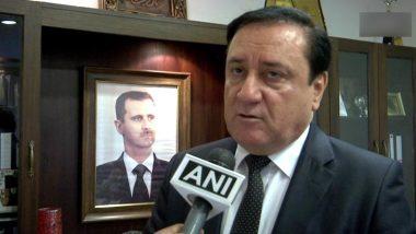 अनुच्छेद 370 पर सीरिया ने भी पाक को दिया झटका, कहा- कश्मीर भारत का आंतरिक मसला है