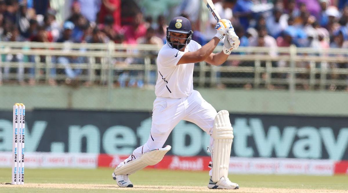 IND vs SA 1st Test Match 2019: दूसरी पारी में भी रोहित शर्मा ने जड़ा शतक