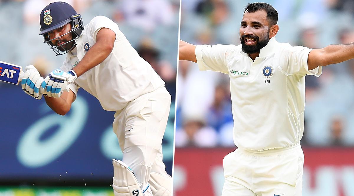 भारत की ऐतिहासिक जीत में अहम भूमिका निभाने वाले रोहित शर्मा बने 'मैन ऑफ द सीरीज', शमी रहे 'स्टार ऑफ द मैच'