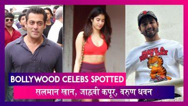 Dabangg 3 के Trailer लॉन्च में Salman Khan,Housefull 4 की हुई Screening |Celebs Spotted