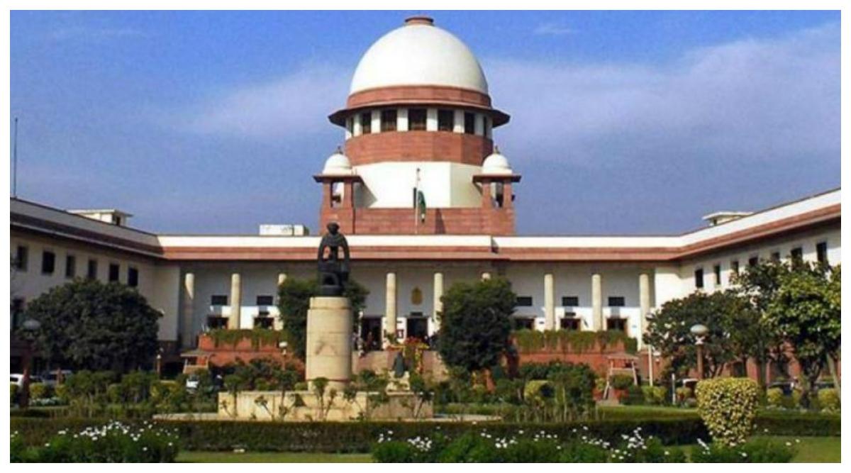 अयोध्या विवाद: सुप्रीम कोर्ट ने 'निर्वाणी अखाड़ा' को दी लिखित नोट दाखिल करने की इजाजत