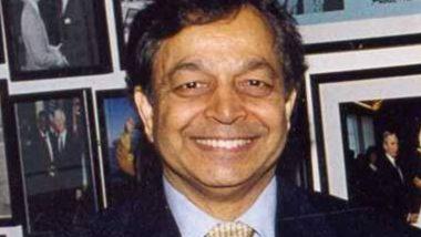 भारतीय-अमेरिकी समुदाय के नेता संपत शिवांगी को मानसिक स्वास्थ्य संबंधित निकाय की राष्ट्रीय सलाहकार परिषद के लिए किया गया आमंत्रित