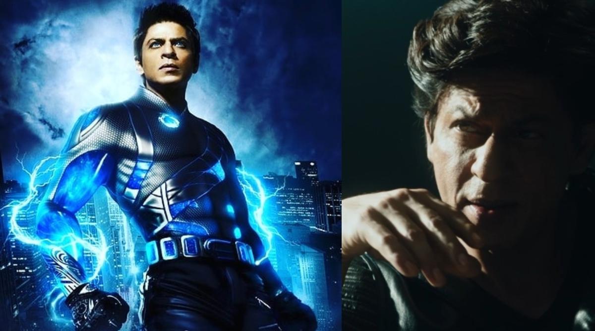 दशहरा के मौके पर फैन ने शाहरुख खान को कहा रा-वन की सीडी क्यों नहीं जला देते? झलक उठा बादशाह का दर्द
