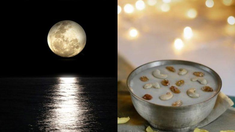 Sharad Purnima 2019: शरद पूर्णिमा पर चांदनी रात में खीर खाने की है परंपरा, इससे सेहत को होते हैं ये कमाल के फायदे