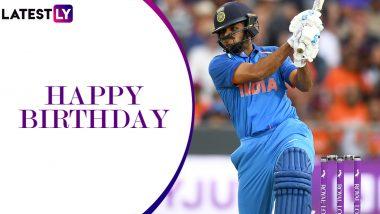 Happy Birthday Shardul Thakur: छह गेदों पर छह छक्के लगाने वाले शार्दुल ठाकुर का आज है जन्मदिन, जानें उनके क्रिकेट से जुड़े आकड़ें