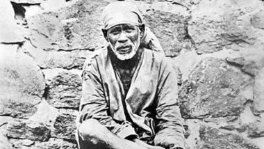 Shirdi Sai Baba Punyatithi 2019: शिरडी के साईं बाबा की 101वीं पुण्यतिथि कब है, देखें 4 दिनों तक आयोजित होने वाले कार्यक्रमों की पूरी लिस्ट