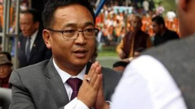 सिक्किम विधानसभा उपचुनाव 2019 नतीजे: सीएम पी. एस. गोले आठ हजार से अधिक मतों से आगे