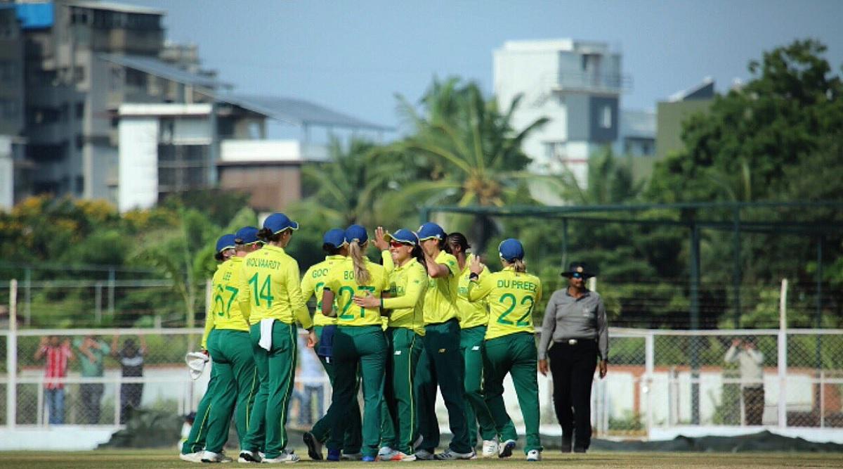 India vs South Africa Women's 6th T20I: दक्षिण अफ्रीका ने भारत को 105 रन से हराया