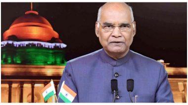 विजयादशमी त्योहार, राष्ट्रपति रामनाथ कोविंद ने देशवासियों को दी  शुभकामनाएं