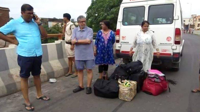 पटना में भीषण जलजमाव पर लालू प्रसाद यादव ने सुशील मोदी पर साधा निशाना, कहा- गरीबों का घर उजाड़ने वाले आज खुद रोड पर आ गए