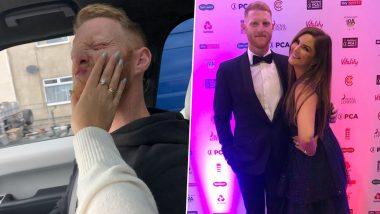 इंग्लैंड के खिलाड़ी  बेन स्टोक्स ने पत्नी का दबाया गला? जानें खबर की सच्चाई