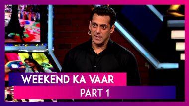 Bigg Boss 13 Weekend Ka Vaar Sneak Peek   5 Oct 2019: घरवालों के साथ टास्क करते नजर आए Salman Khan