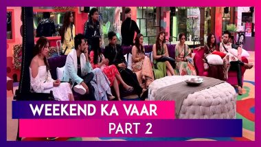 Bigg Boss 13 Weekend Ka Vaar Sneak Peek | 5 Oct 2019: Contestants पर जमकर भड़के Salman Khan