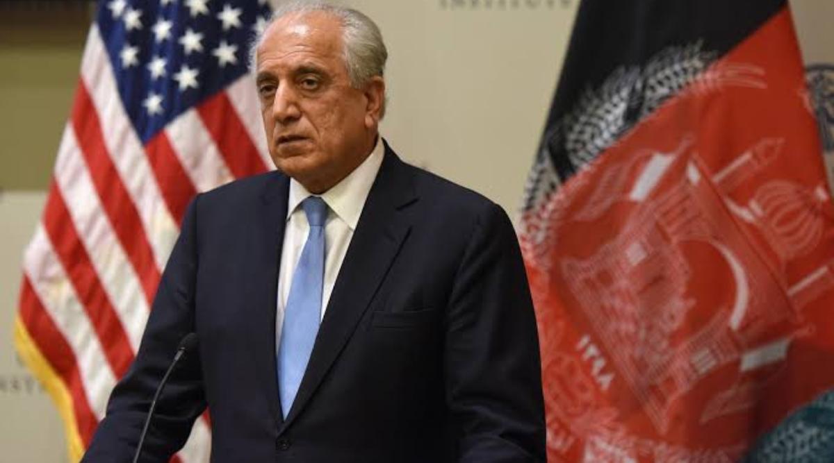 अफगानिस्तान में शांति स्थापित करने के लिए अमेरिका के विशेष दूत खलीलजाद पाकिस्तान पहुंचे