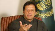 पाकिस्तान की सेना ने कभी भी मुझ पर दबाव नहीं डाला है: पाकिस्तान इमरान खान