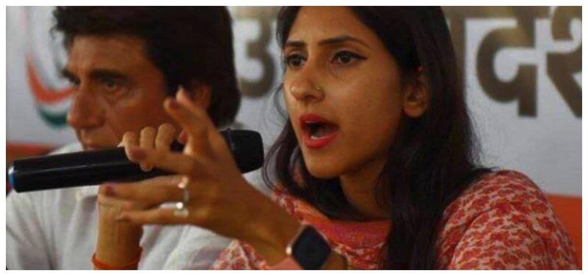 उत्तर प्रदेश उपचुनाव: कांग्रेस के स्टार प्रचारकों की लिस्ट में विधायक आदिति सिंह का नाम