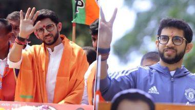 महाराष्ट्र विधानसभा चुनाव नतीजे 2019: बीजेपी की सीट कम होने पर आक्रामक हुई शिवसेना, मुख्यमंत्री पद पर ठोका दावा