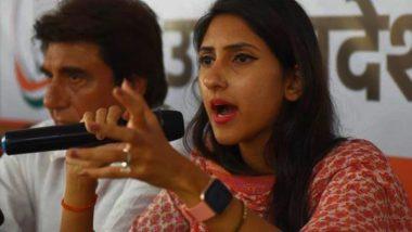 प्रवासी बसों की राजनीति: कांग्रेस विधायक अदिति सिंह अपनी पार्टी पर उठाए सवाल
