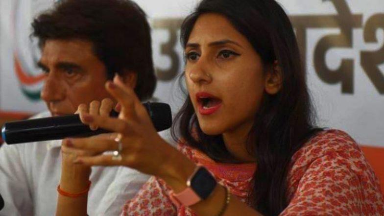 उत्तर प्रदेश: कांग्रेस विधायक अदिति सिंह पंजाब के कांग्रेस विधायक अंगद सिंह सैनी के साथ लेंगी सात फेरे, 21 नवंबर से शुरू होगा शादी समारोह