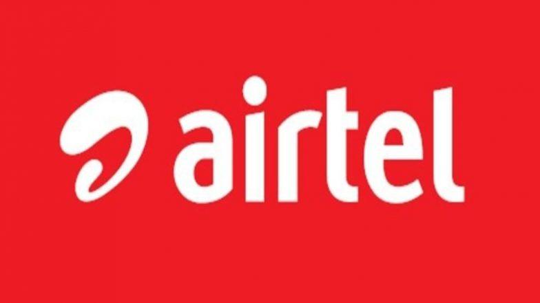 Airtel के प्रीपेड ग्राहकों को 599 रुपये के रिचार्ज पर मिलेगा चार लाख रुपये का जीवन बीमा