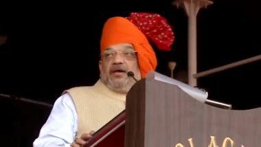 बीजेपी अध्यक्ष अमित शाह ने कहा- बिहार में बीजेपी-जेडीयू गठबंधन अटल, सीएम नीतीश कुमार के नेतृत्व में लड़ेंगे चुनाव