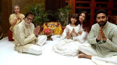 दिवाली 2019: अमिताभ बच्चन ने रखी ग्रैंड पार्टी, शाहरुख खान, अक्षय कुमार समेत ये बॉलीवुड सेलेब्स होंगे शरीक