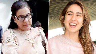 सारा अली खान की शरारतों से तंग आईं मॉम अमृता सिंह, 'सिम्बा' एक्ट्रेस ने खुद शेयर किया ये Video