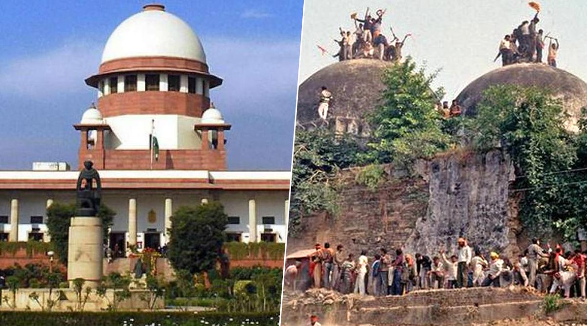 Ayodhya Case: सुन्नी वक्फ बोर्ड छोड़ सकता है विवादित जमीन पर दावा- रिपोर्ट