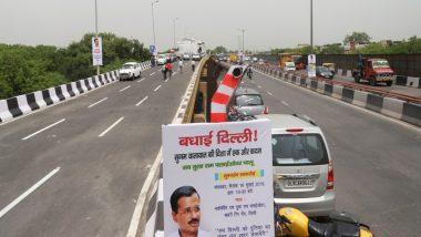 आम आदमी पार्टी के 50 विधायकों ने दिल्ली में मेगा रोड निरीक्षण अभियान किया शुरू
