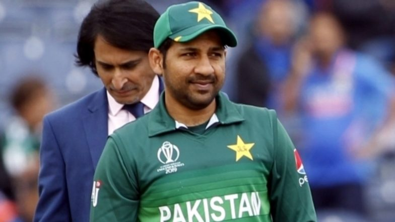 पाकिस्तानी कप्तान सरफराज अहमद ने रचा इतिहास, इलिट सूची में धोनी के साथ आए