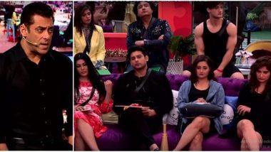 Bigg Boss 13 Episode 6 Weekend Ka Vaar: घर का पहला टास्क रद्द होने से अपसेट हुए सलमान खान ने सभी को चेताया, कहा- अपना स्टैंड लेकर खेले