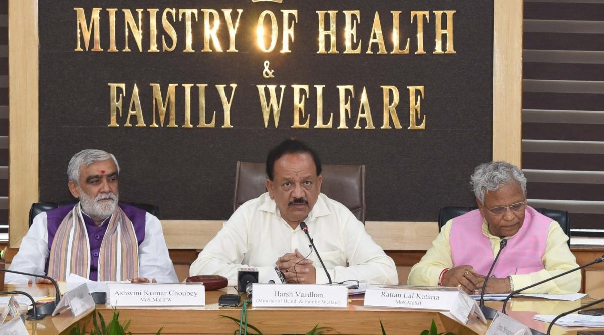 केंद्रीय स्वास्थ्य एवं परिवार कल्याण मंत्रालय ने WHO के साथ मिलकर शुरू किया 'मिशन 2023', प्रोग्राम को कहा- परिवर्तन का समय