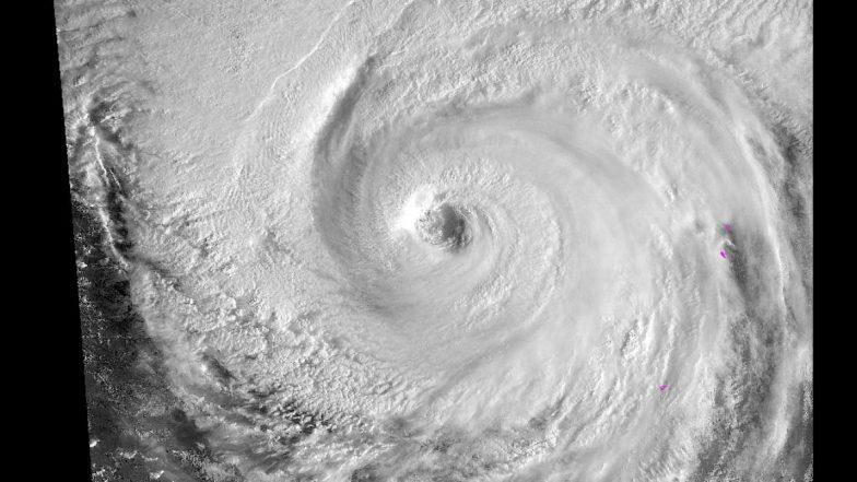 जापान में भीषण तूफान के कारण एक व्यक्ति की मौत, परिवहन और बिजली सेवाएं भी प्रभावित