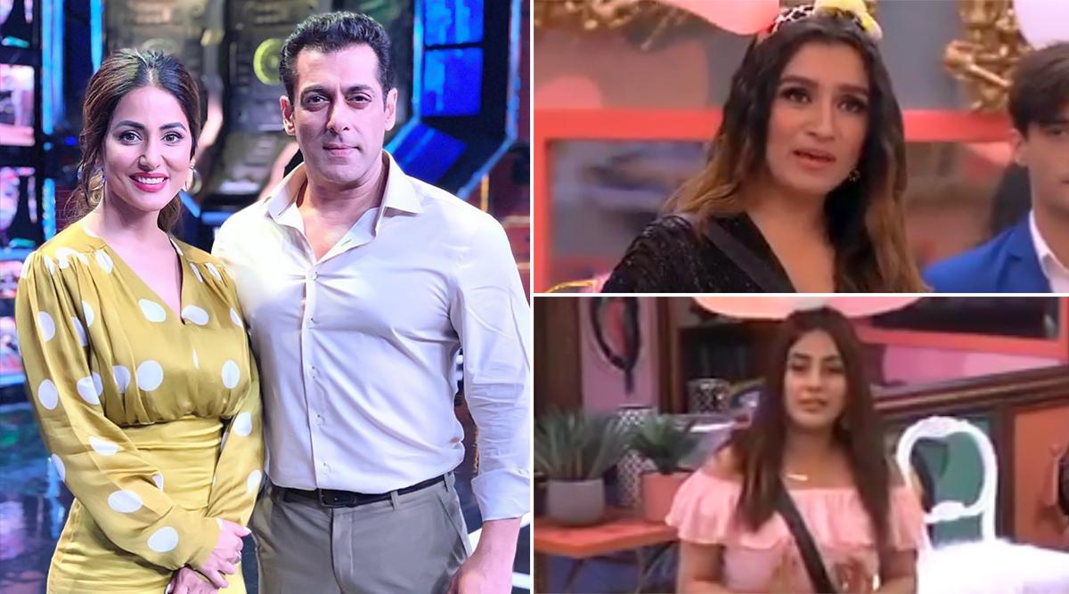 Bigg Boss 13 Episode 7 Weekend Ka Vaar: सलमान खान के सामने सिद्धार्थ डे ने दी शो छोड़ने की धमकी तो हिना खान ने घर वालों को डाला दुविधा में