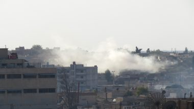 सीरिया में तुर्की के हमले के बाद लाखों लोगों ने किया पलायन, अल हसाकाह और ताल तामीर शहर में ली शरण
