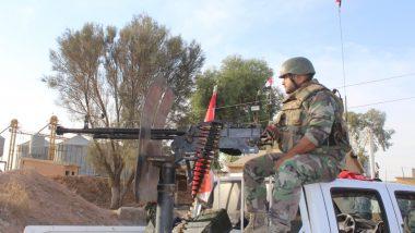 'सीरियन डेमोक्रेटिक फोर्सेज' ने 9 दिनों के बाद अमेरिका और तुर्की द्वारा घोषित संघर्ष विराम का पालन करने के लिए हुई तैयार