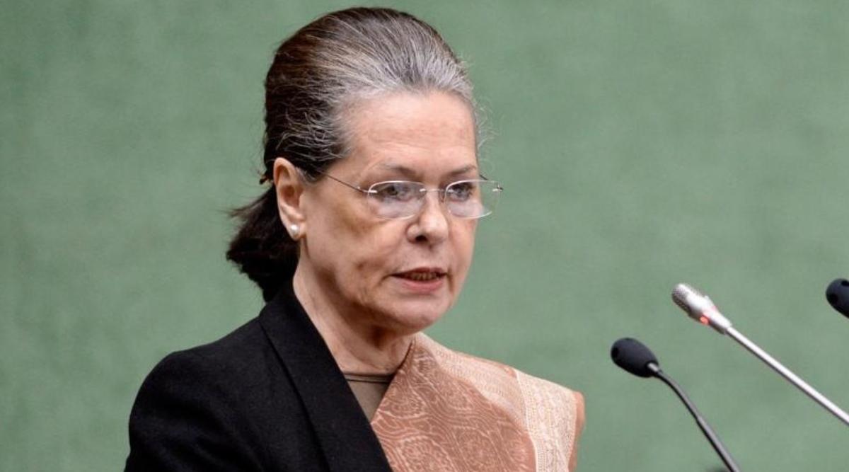 महाराष्ट्र: कांग्रेस की अंतरिम अध्यक्ष सोनिया गांधी का शिवसेना के साथ गठबंधन से इनकार- सूत्र