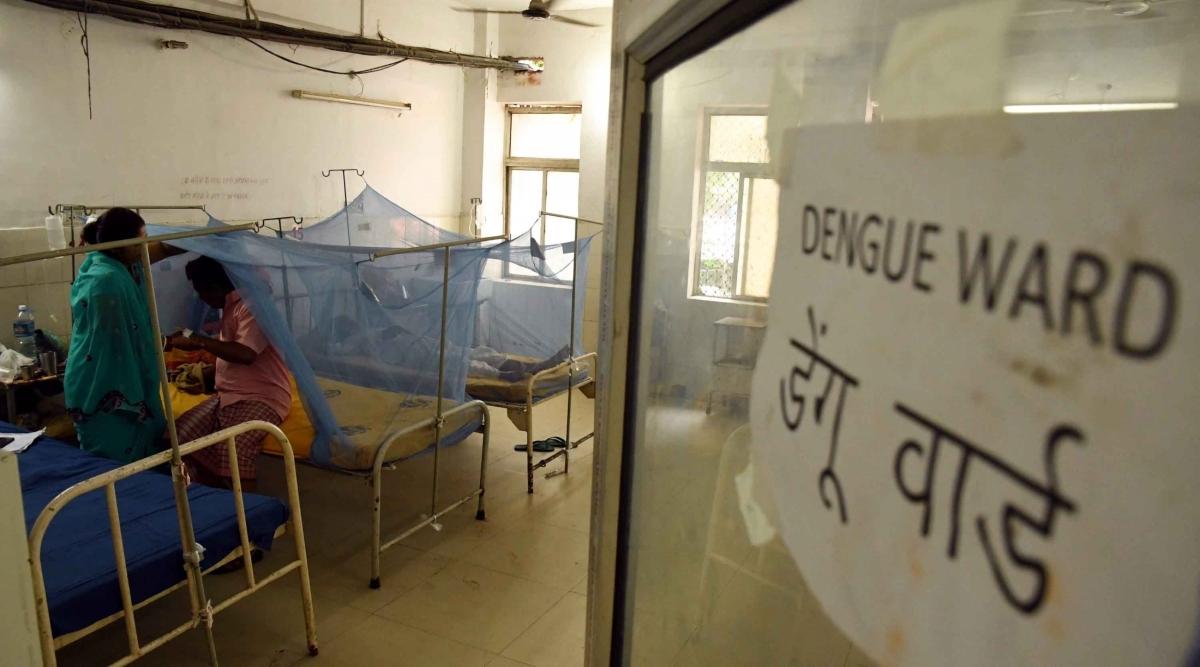 उत्तर प्रदेश में डेंगू के डंक का कहर जारी, अब तक 7598 लोग इस बीमारी की चपेट में आए
