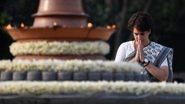 कांग्रेस महासचिव प्रियंका गांधी आज लखनऊ में गांधी संदेश यात्रा में होंगी शामिल, जिला प्रशासन ने दी अनुमति