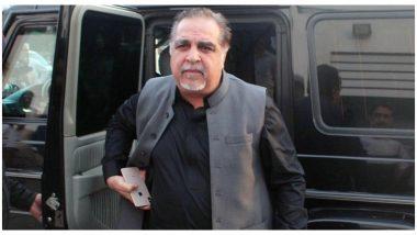 पाकिस्तानी पत्रकारों के सवाल पर भड़के सिंध के गवर्नर इमरान इस्माइल, पूछा- तो क्या इमरान खान संयुक्त राष्ट्र महासभा में  मोदी को गोली मार देते ?