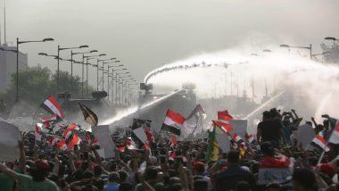 इराकी प्रधानमंत्री अदेल अब्दुल माहदी ने बगदाद से कर्फ्यू हटाने का दिया आदेश, विरोध प्रदर्शन में 41 लोगों की हुई मौत