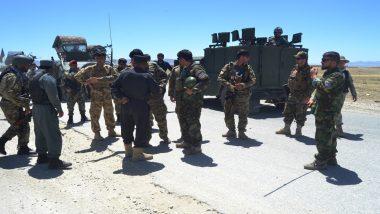 अफगानिस्तान की सरकार ने किया खुलासा, कहा- पाकिस्तान और तालिबान वार्ता बंधकों के बारे में थी