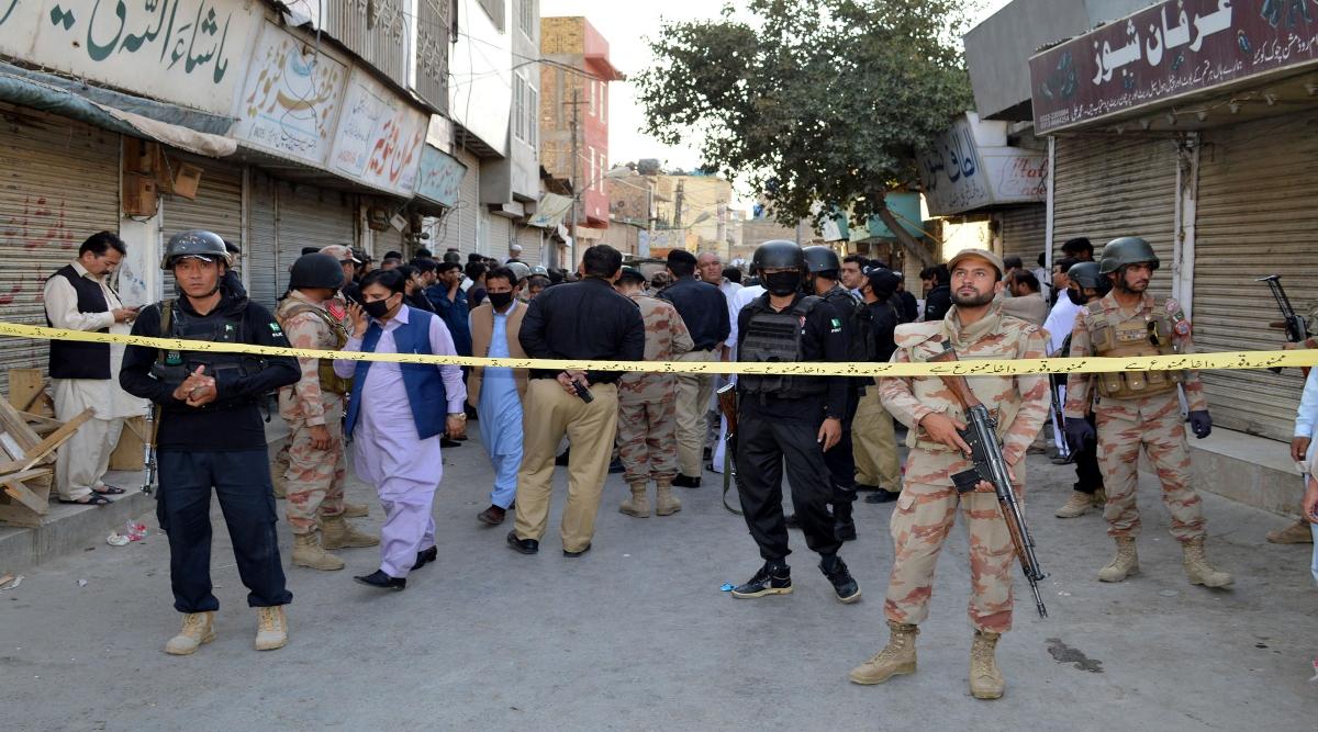 पाकिस्तानी सुरक्षा बलों ने बलूचिस्तान में बड़ा आतंकी हमला किया विफल