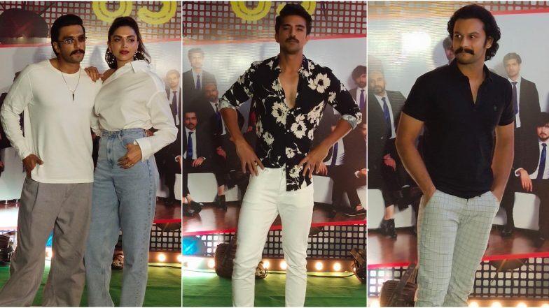 फिल्म 83 की रैप-अप पार्टी में दीपिका पादुकोण और रणवीर सिंह का दिखा स्टाइलिस्ट अंदाज, बाकी कलाकारों ने भी दिखाया दम