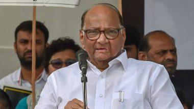महाराष्ट्र सत्ता संघर्ष: शरद पवार को बीजेपी ने दिया राष्ट्रपति बनाने का ऑफर- रिपोर्ट